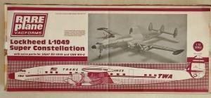 RAREPLANE 1/72 LOCKHEED L-1049 SUPER CONSTELLATION