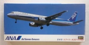 HASEGAWA 1/200 LL28 AIRBUS A321 ANA