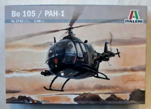 ITALERI 1/48 2742 Bo 105/PAH-1