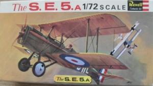 REVELL 1/72 H633SFB S.E.5.A