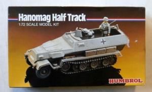 HUMBROL 1/72 72212 HANOMAG HALF TRACK