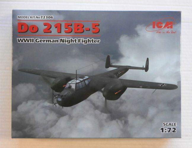 ICM 1/72 72306 DORNIER Do 215B-5 GERMAN NIGHT FIGHTER
