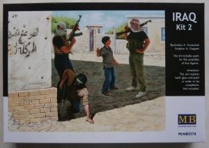 MASTERBOX 1/35 3576 IRAQ KIT 2