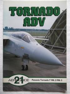 AEROGUIDES  21. PANAVIA TORNADO ADV F Mk 2/Mk 3