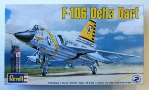 REVELL 1/48 5847 F-106 DELTA DART