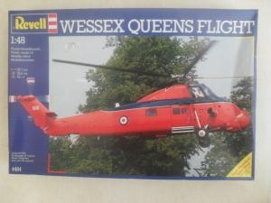 REVELL 1/48 4484 WESSEX QUEENS FLIGHT