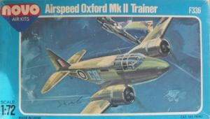 NOVO 1/72 F336 AIRSPEED OXFORD Mk.II TRAINER