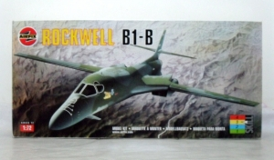 AIRFIX 1/72 12003 ROCKWELL B-1B  UK SALE ONLY
