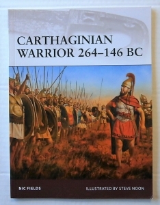 OSPREY WARRIOR  150. CARTHAGINIAN WARRIOR 264 - 146 BC