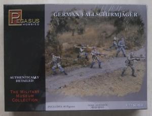 PEGASUS HOBBIES 1/72 7224 GERMAN FALLSCHIRMJAGER
