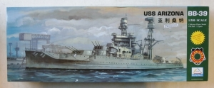 MINIHOBBYMODELS 1/350 80607 USS ARIZONA BB-39