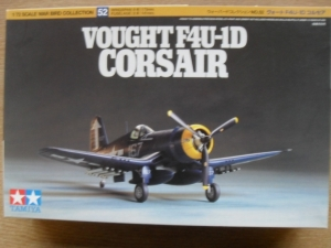 TAMIYA 1/72 60752 VOUGHT F4U-1D CORSAIR
