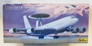 HELLER 1/72 80383 E-3F/E-3B AWACS  UK SALE ONLY