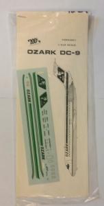 0 1/200 1329. 20001 OZARK DC-9