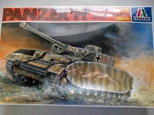 ITALERI 1/35 236 PANZER IV H