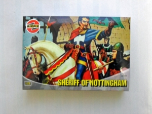 AIRFIX 1/72 01721 SHERIFF OF NOTTINGHAM