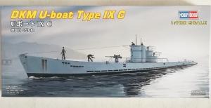 HOBBYBOSS 1/700 87007 DKM U-BOAT TYPE IX C