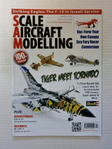 SCALE AIRCRAFT MODELLING  SAM VOLUME 36 ISSUE 02