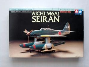 TAMIYA 1/72 60737 AICHI M6A1 SEIRAN