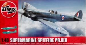 AIRFIX 1/48 05119 SUPERMARINE SPITFIRE PR.XIX