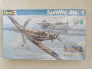 REVELL 1/32 4555 SPITFIRE Mk.I