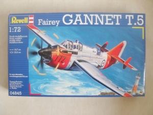 REVELL 1/72 04845 FAIREY GANNET T.5