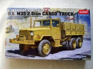 ACADEMY 1/72 13410 US M35 2.5 TON CARGO TRUCK