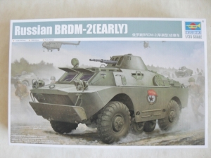 TRUMPETER 1/35 05511 RUSSIAN BRDM-2  EARLY