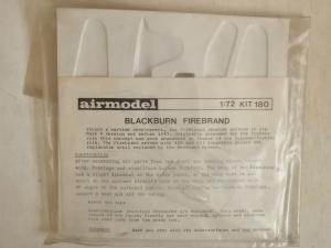 AIRMODEL 1/72 180 BLACKBURN FIREBRAND