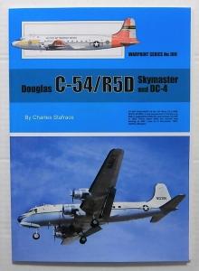 WARPAINT  109. DOUGLAS C-54/R5D SKYMASTER AND DC-4