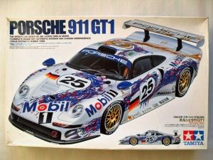TAMIYA 1/24 24186 PORSCHE 911 GT1