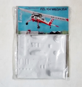 WAKU 1/72 PZL 104 WILGA 35A
