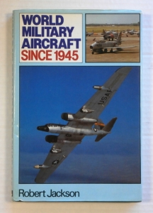 CHEAP BOOKS  ZB622 WORLD MILITARY AIRCRAFT SINCE 1945