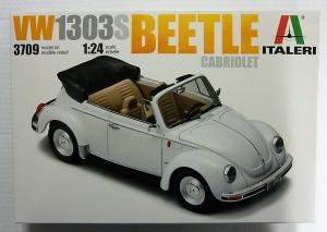 ITALERI 1/24 3709 VW1303S BEETLE CABRIOLET