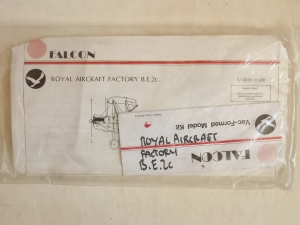 FALCON 1/48 ROYAL AIRCRAFT FACTORY B.E.2C