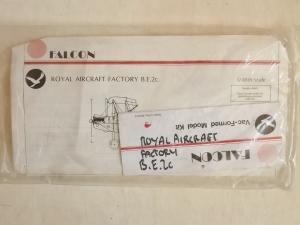 FALCON 1/48 ROYAL AIRCRAFT FACTORY B.E.2C