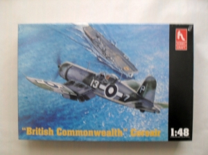 HOBBYCRAFT 1/48 1528 BRITISH COMMONWEALTH CORSAIR