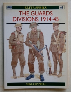 OSPREY ELITE  061. THE GUARDS DIVISIONS 1914-45