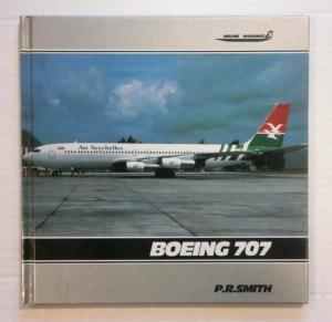 CHEAP BOOKS  ZB720 BOEING 707