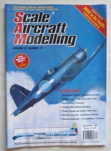 SCALE AIRCRAFT MODELLING  SAM VOLUME 21 ISSUE 10