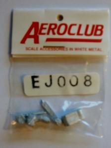 AEROCLUB 1/72 EJ008 MK-3 EJECTION SEATS