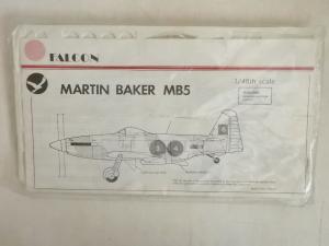 FALCON 1/48 MARTIN BAKER MB5