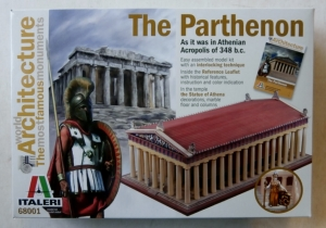 ITALERI  68001 THE PARTHENON