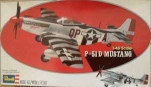 REVELL 1/48 H31 P-51D MUSTANG