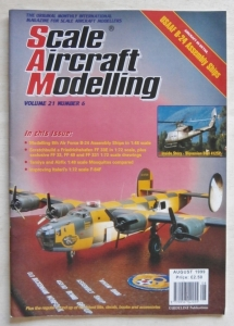 SCALE AIRCRAFT MODELLING  SAM VOLUME 21 ISSUE 06