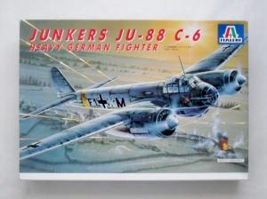 ITALERI 1/72 022 JUNKERS Ju 88 C-6