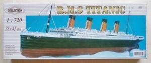 ZHENGDEFU 1/720 DF054 RMS TITANIC