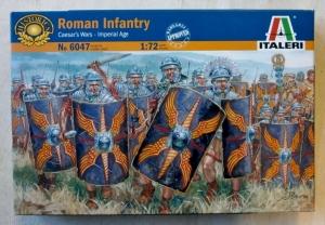 ITALERI 1/72 6047 ROMAN INFANTRY - CAESARS WARS