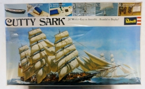 REVELL  H368 CUTTY SARK 24 INCH  UK SALE ONLY