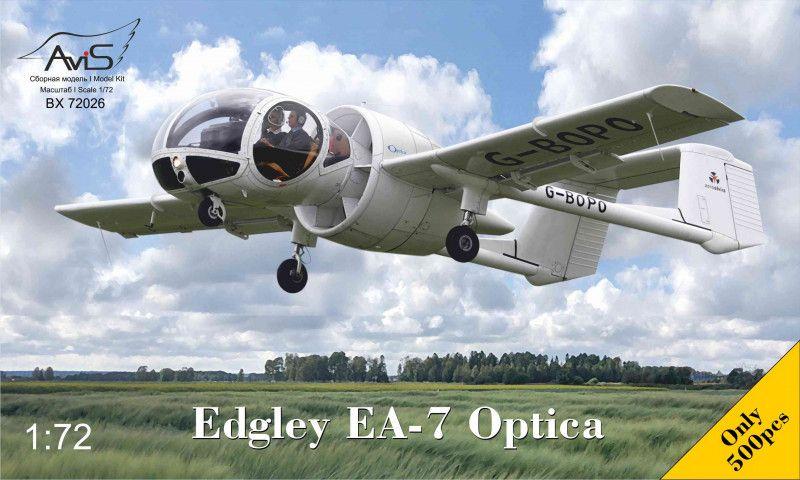 AVIS 1/72 72026 EDGLEY EA-7 OPTICA
